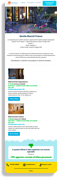 modelli-email-hotel-residence
